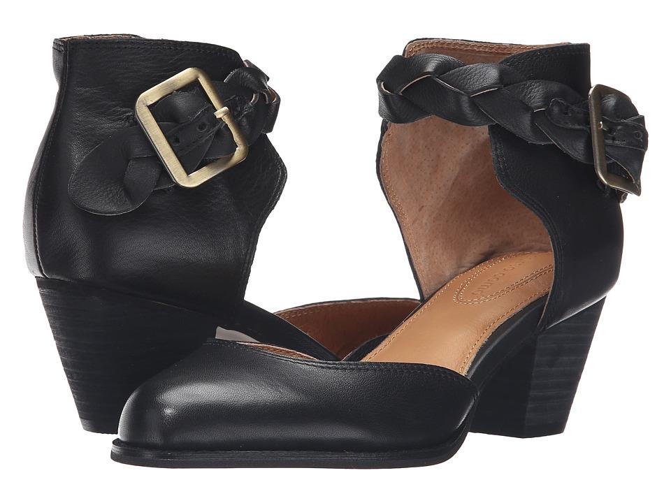 Corso Como - Burlap (Black Leather) Women