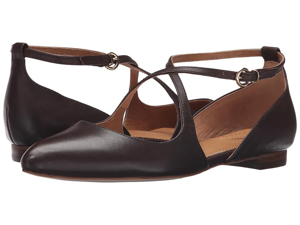 Corso Como - Mandarin (Dark Brown Leather) Women