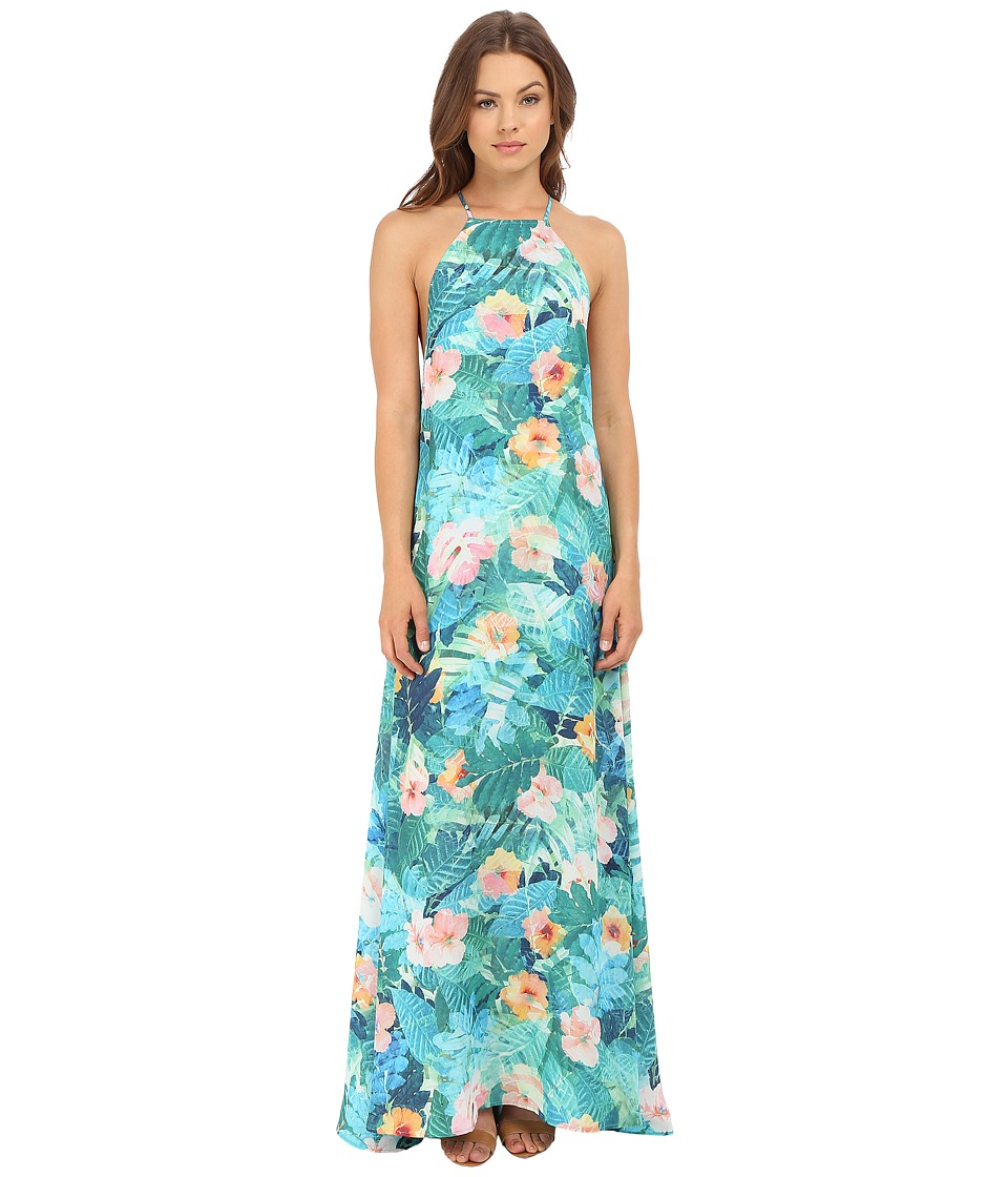 Show Me Your Mumu Bronte Maxi Dress North Shore Womens Dress