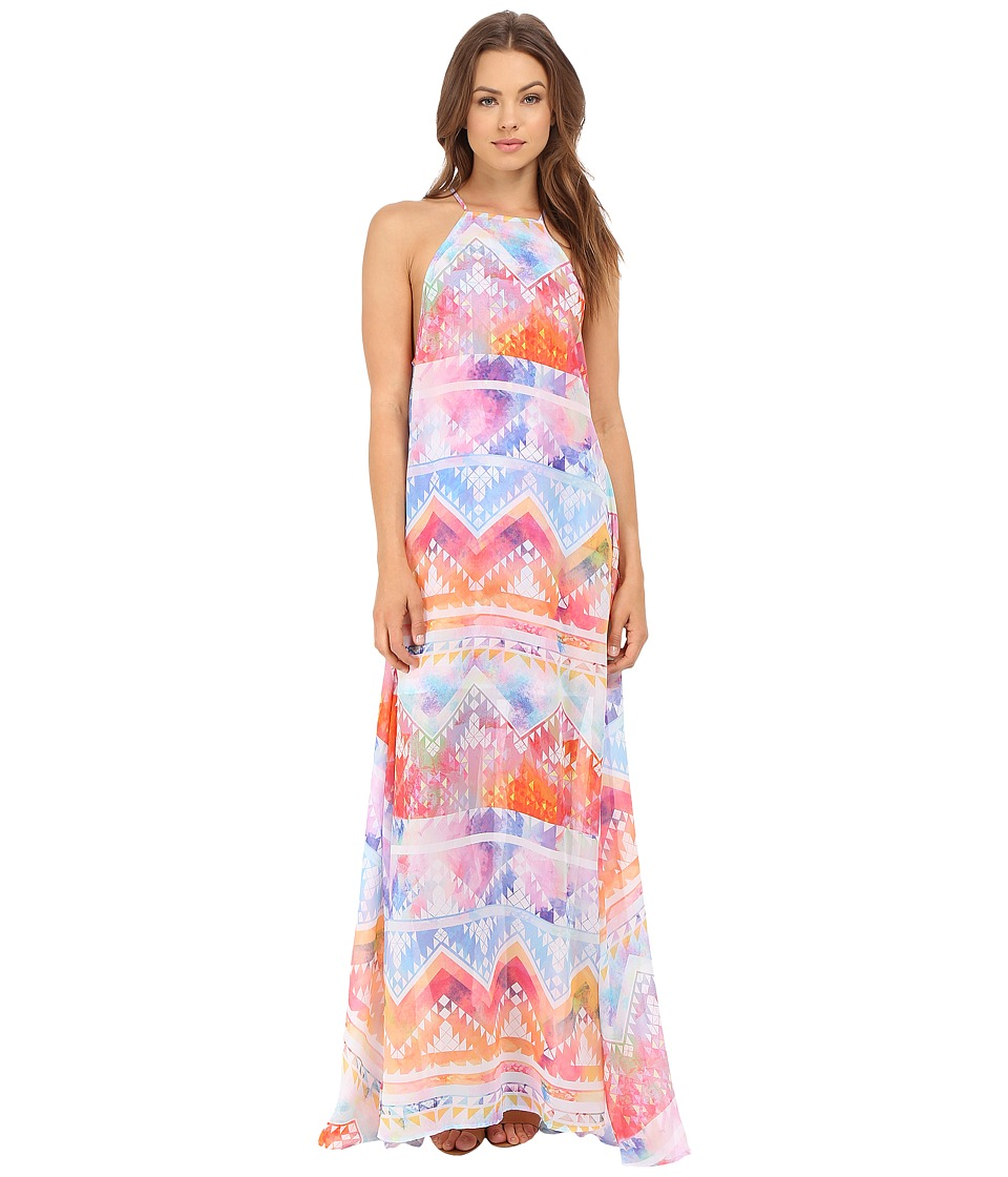 Show Me Your Mumu Bronte Maxi Dress Salvation Mountain Womens Dress