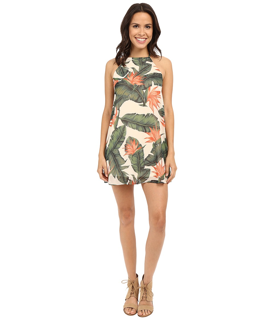 Show Me Your Mumu Gomez Mini Dress Paradise Found Womens Dress