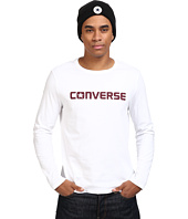 Converse - Warped Long Sleeve Tee