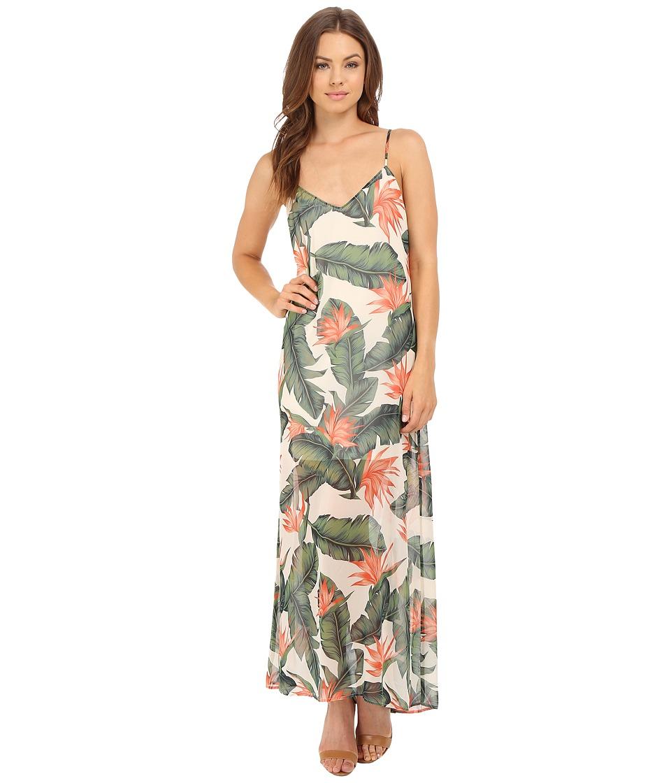 Show Me Your Mumu Montecito Maxi Dress Paradise Found Womens Dress