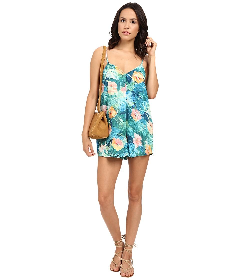 Show Me Your Mumu Rascal Romper North Shore Womens Jumpsuit Rompers One Piece