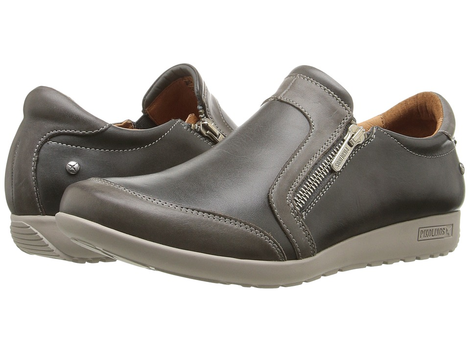 Pikolinos Lisboa W67-6589C1 (Lead Dark Grey) Women