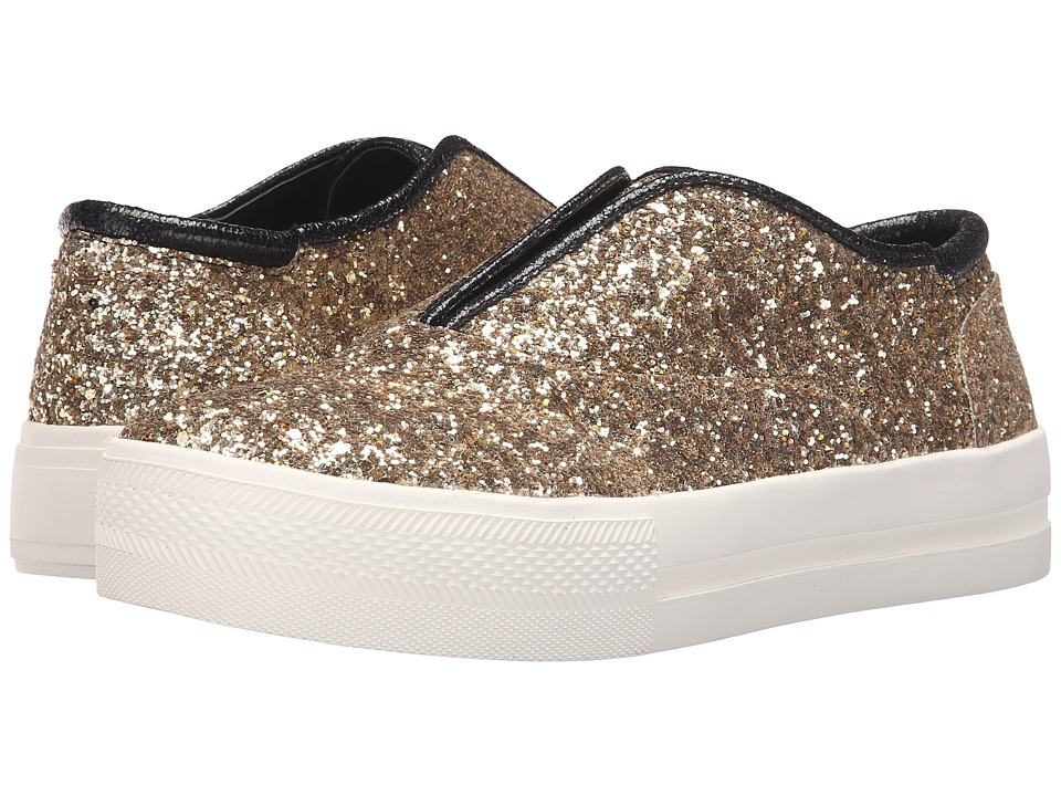 Michael Antonio Druce Glitter Gold Womens Shoes