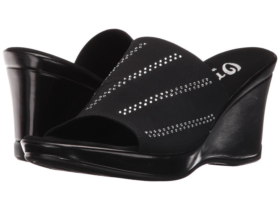Onex Sophie (Black) High Heels