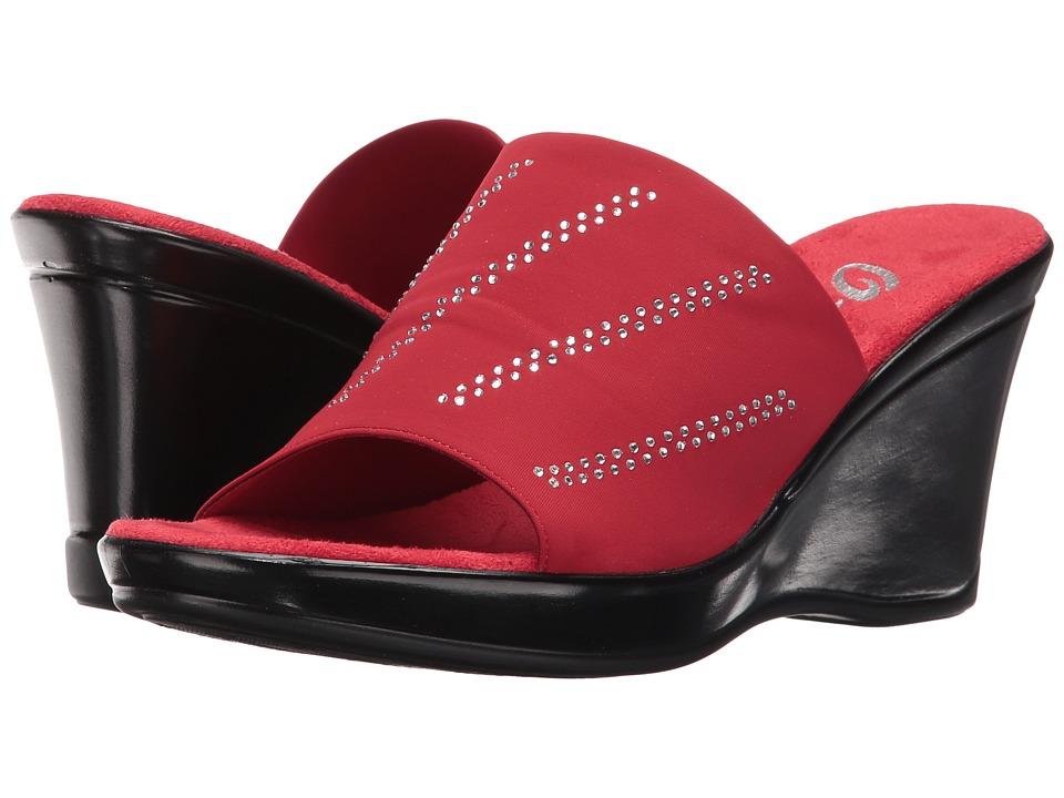 Onex Sophie (Red) High Heels