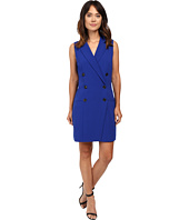 Ellen Tracy - Sleeveless Coat Dress
