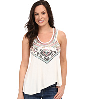 Rock and Roll Cowgirl - Knit Tank Top 49-7235