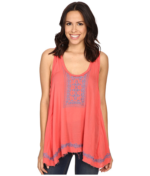 Rock and Roll Cowgirl Tank Top B5-7307