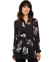 Ellen Tracy - Button Front Tunic