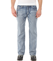 Rock and Roll Cowboy - Pistol Straight Leg in Light Wash M1P7430