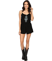 Rock and Roll Cowgirl - Rayon Romper D7-7303