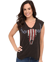 Rock and Roll Cowgirl - Short Sleeve Knit 47-7217