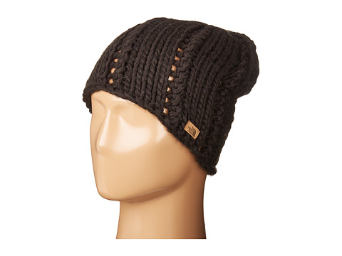 The North Face Chunky Knit Beanie - TNF Black