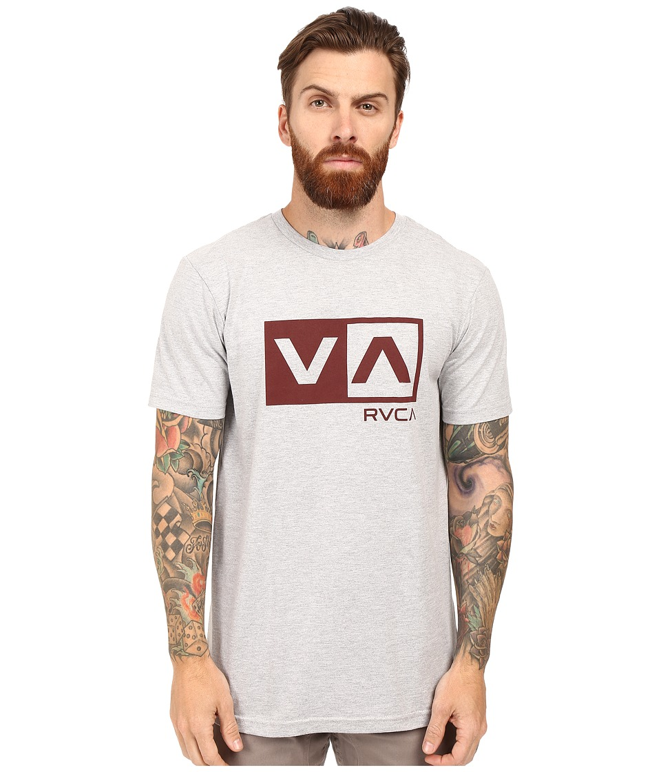 RVCA - Balance Box Tee (Athletic Heather) Men