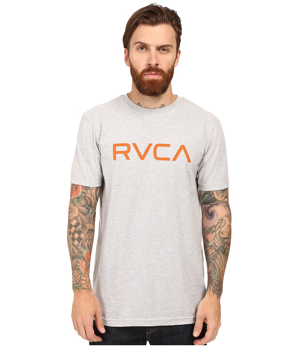 RVCA - Big Tee (Athletic Heather) Men
