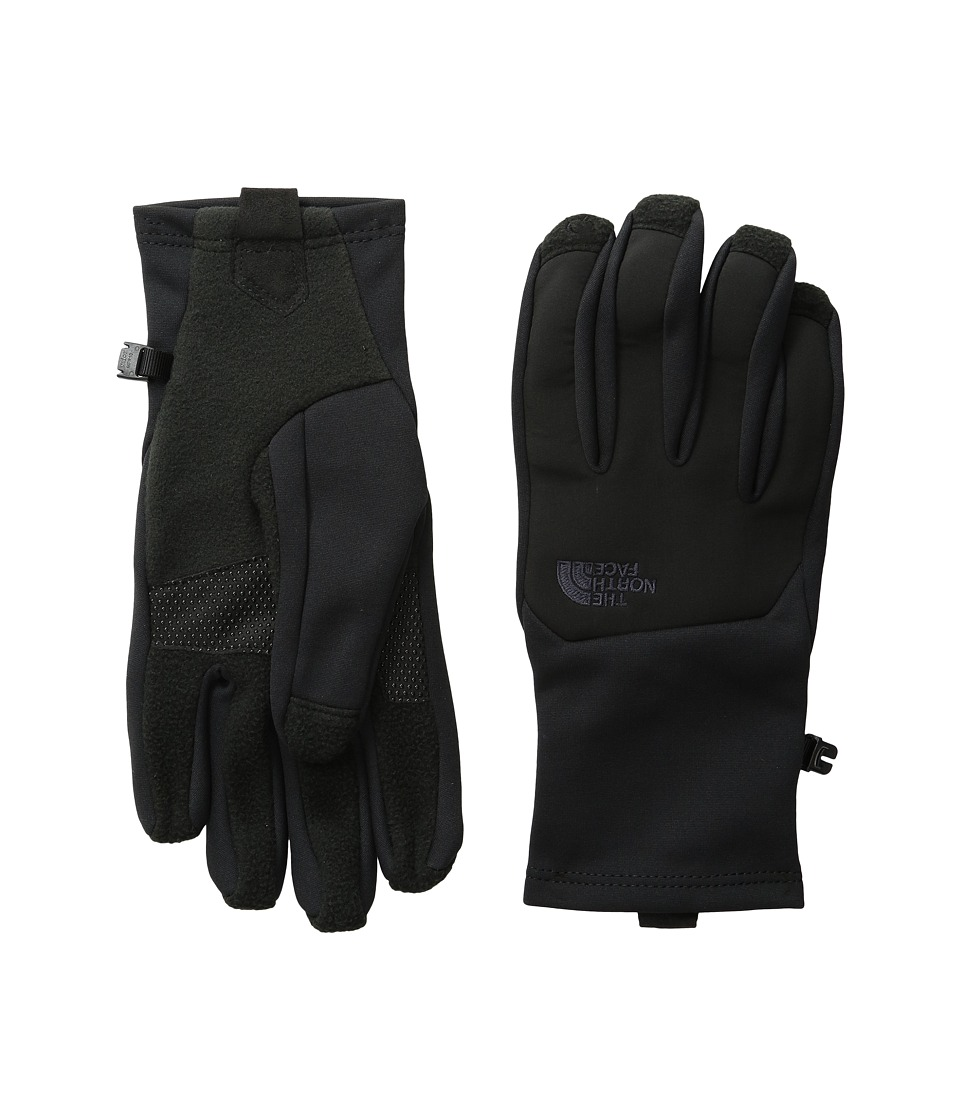 The North Face Canyonwall Etip Gloves (TNF Black 1) Extreme Cold Weather Gloves