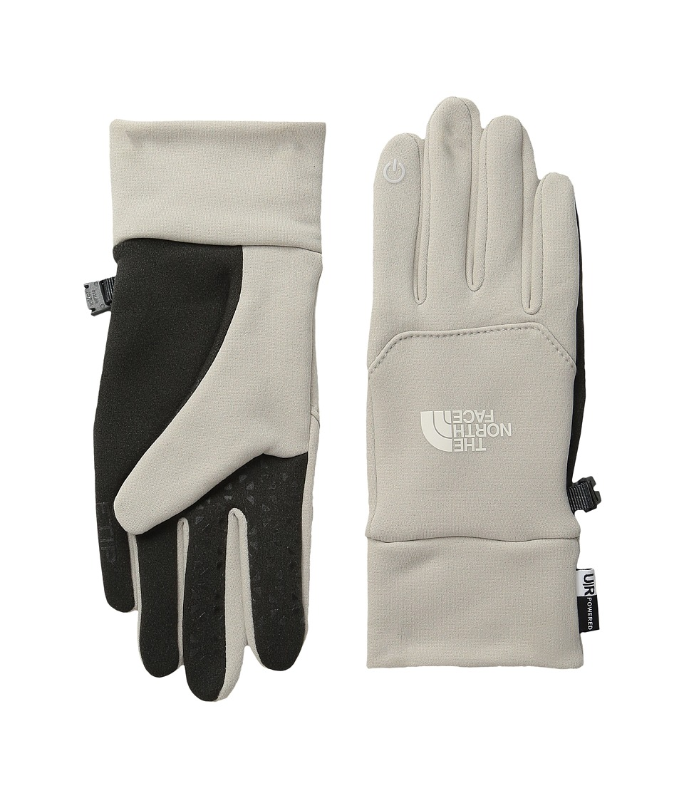 The North Face Etip Gloves (Dove Grey) Snowboard Gloves