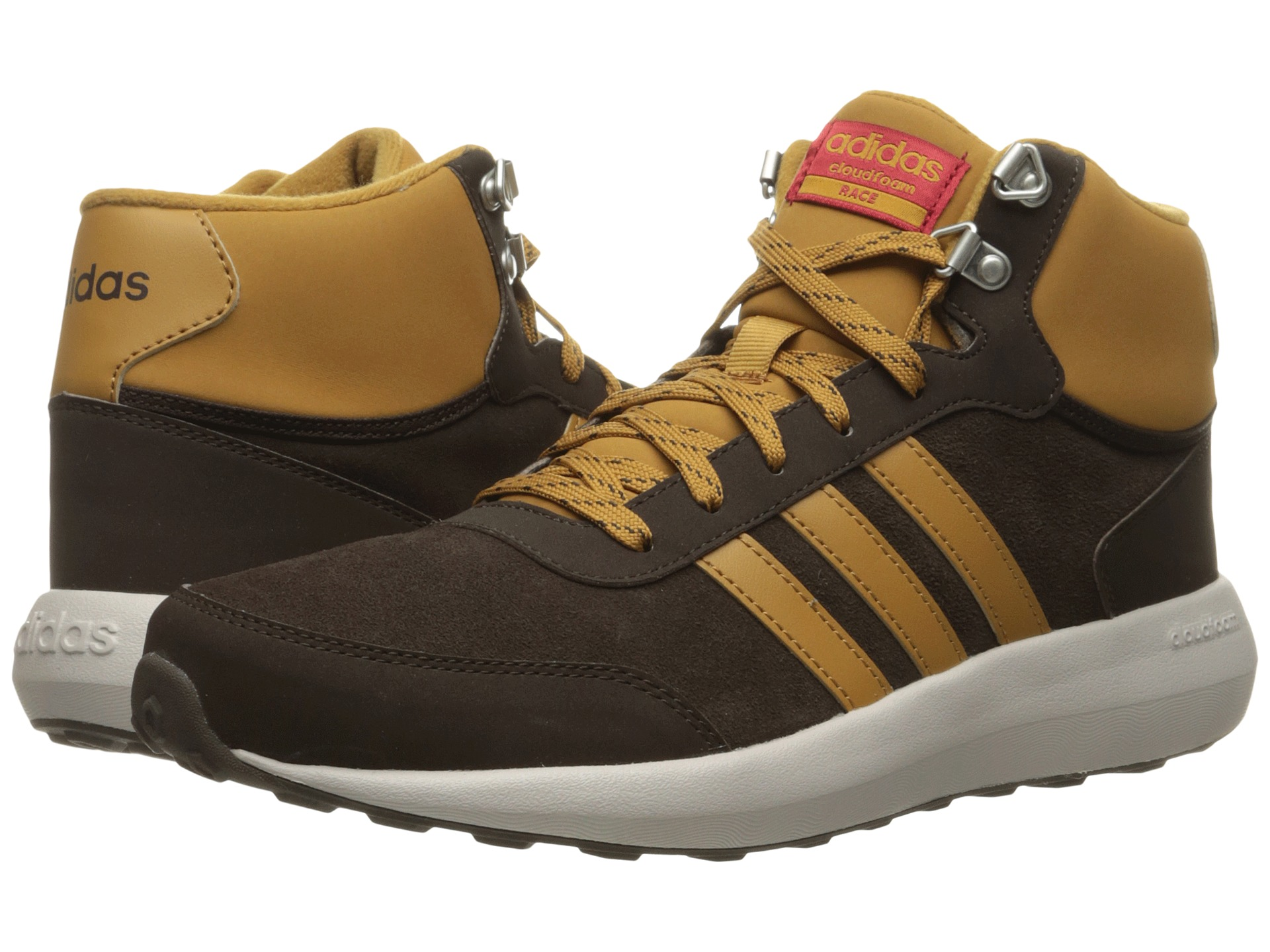 adidas Cloudfoam Race Winter Mid at 6pm.com