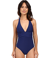 Athena - Cabana Solids Soft Cup Cross One-Piece