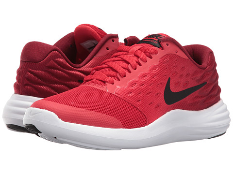 Nike Kids Lunastelos (Big Kid) - University Red/Team Red/White/Black
