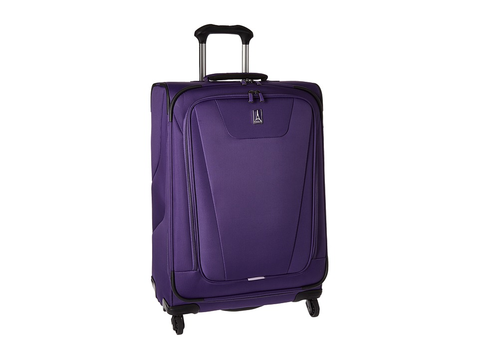 Travelpro Maxlite 4 25 Expandable Spinner (Purple) Luggage