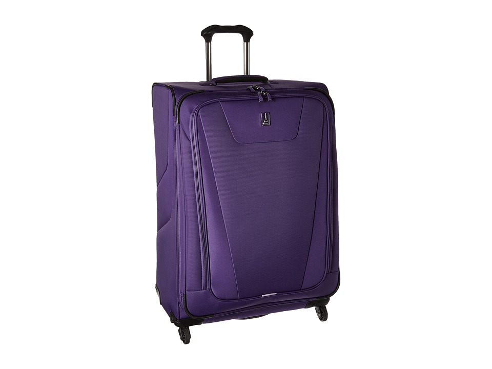 Travelpro Maxlite 4 29 Expandable Spinner Purple Luggage