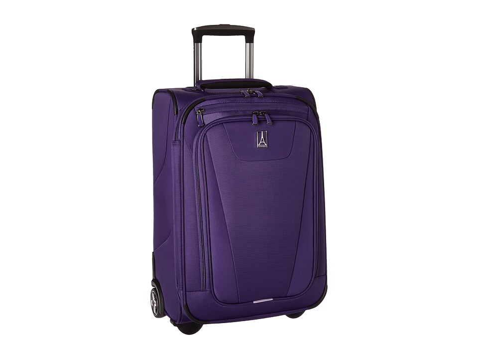 Travelpro Maxlite 4 22 Expandable Rollaboard (Purple) Luggage