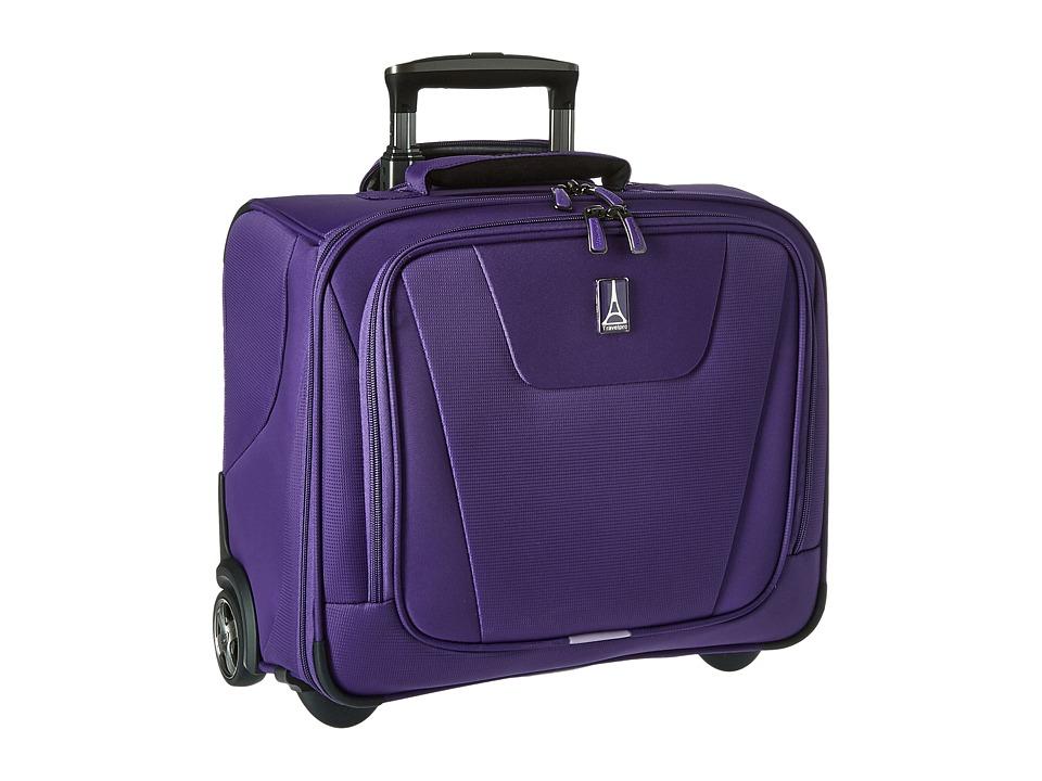 Travelpro - Maxlite 4 - Rolling Tote (Purple) Luggage
