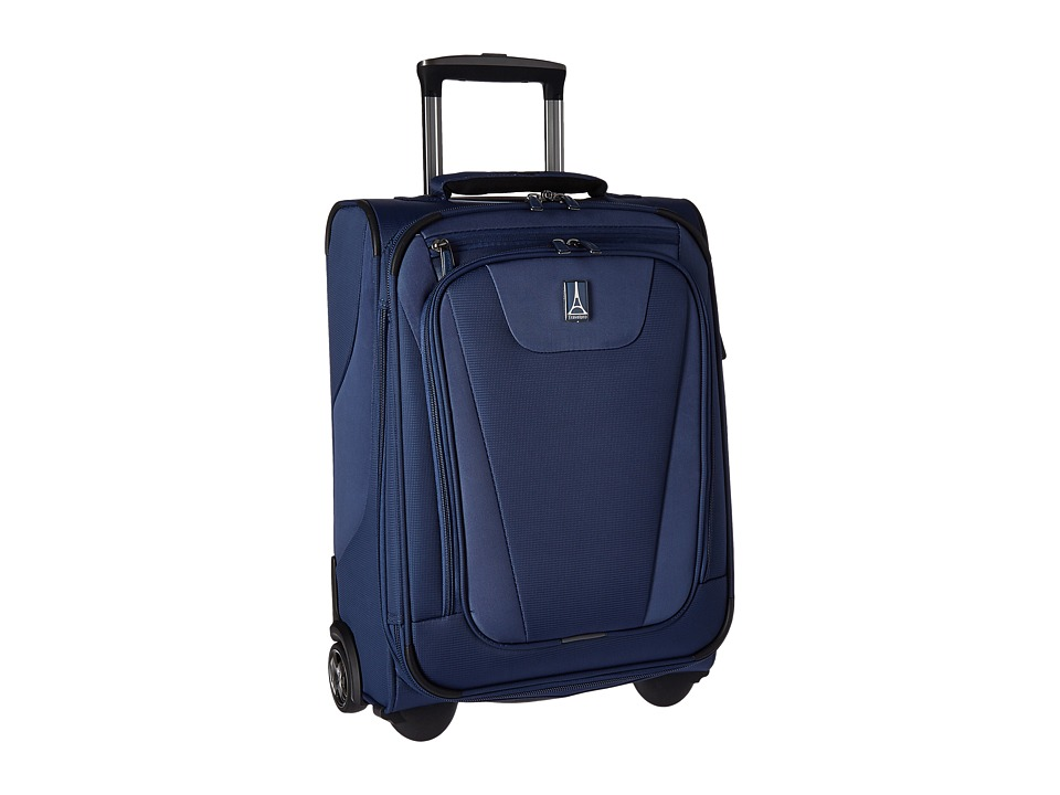 Travelpro Maxlite 4 International Expandable Rollaboard Blue Luggage