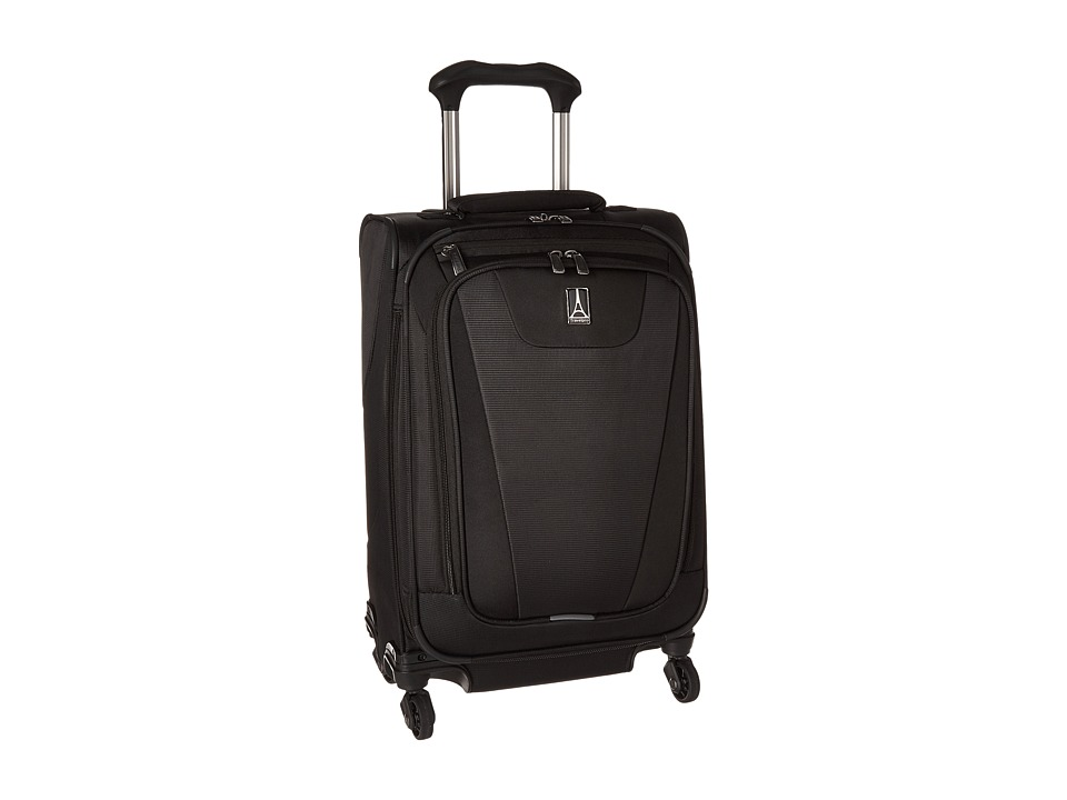 Travelpro Maxlite 4 21 Expandable Spinner (Black) Luggage