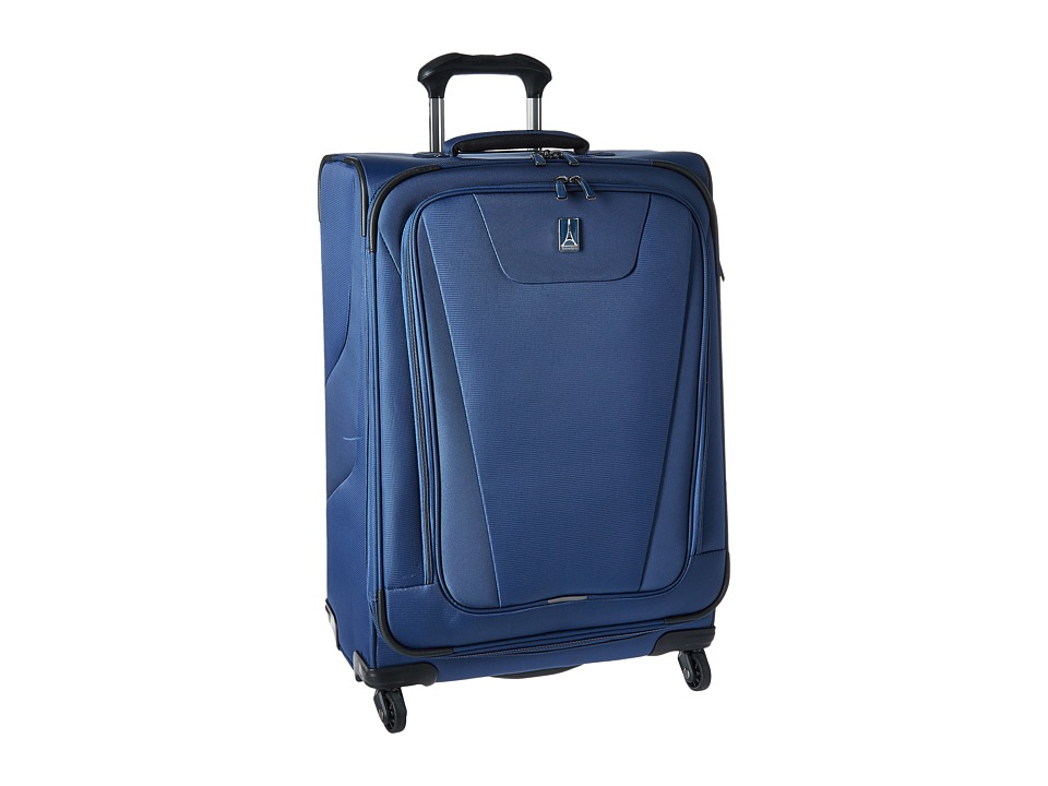 Travelpro Maxlite 4 25 Expandable Spinner (Blue) Luggage