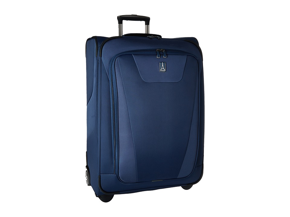 Travelpro Maxlite 4 26 Expandable Rollaboard Blue Luggage