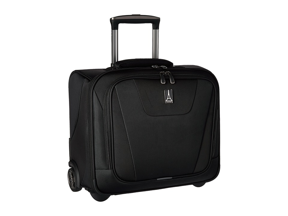Travelpro Maxlite 4 Rolling Tote Black Luggage
