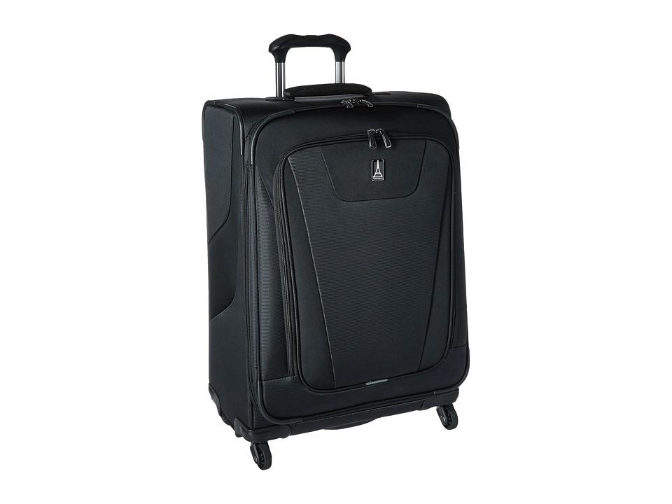Travelpro Maxlite 4 25 Expandable Spinner (Black) Luggage