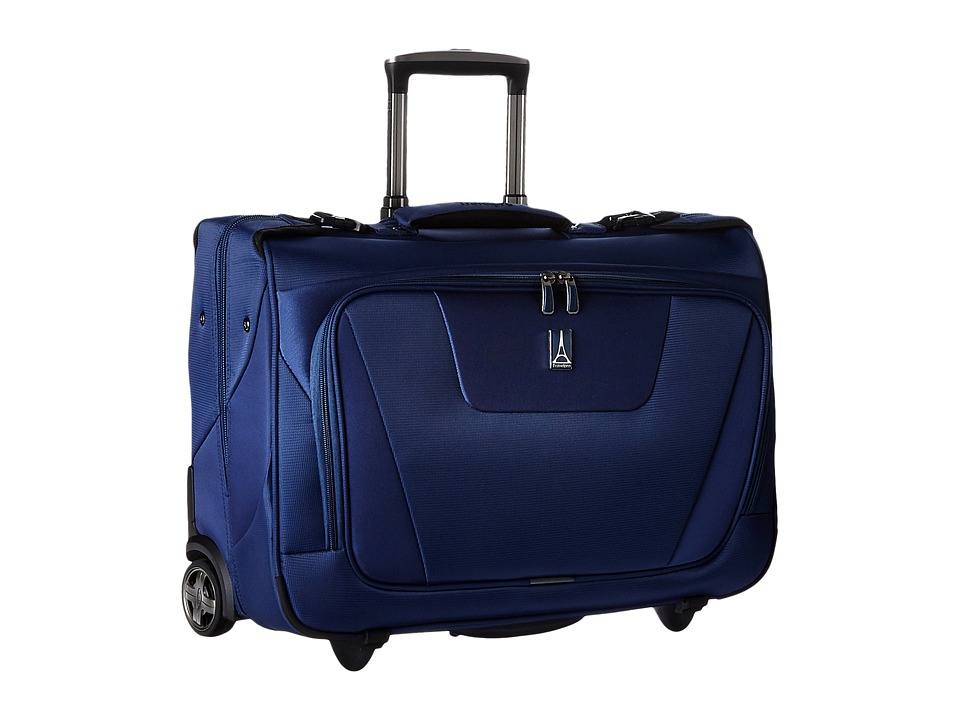 Travelpro - Maxlite 4 - Rolling Carry-On Garment Bag (Blue) Carry on Luggage