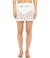 MICHAEL Michael Kors - La Vie Boheme Crochet Shorts Cover-Up