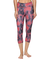 adidas - Clima Studio Mid-Rise 3/4 Tights – Northern Lights Print