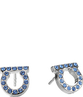 Salvatore Ferragamo - Or Face Mini Earrings