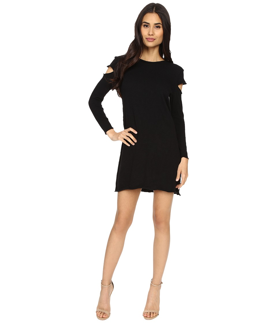 Culture Phit Jeanne Cut Out Dress Black Womens Dress