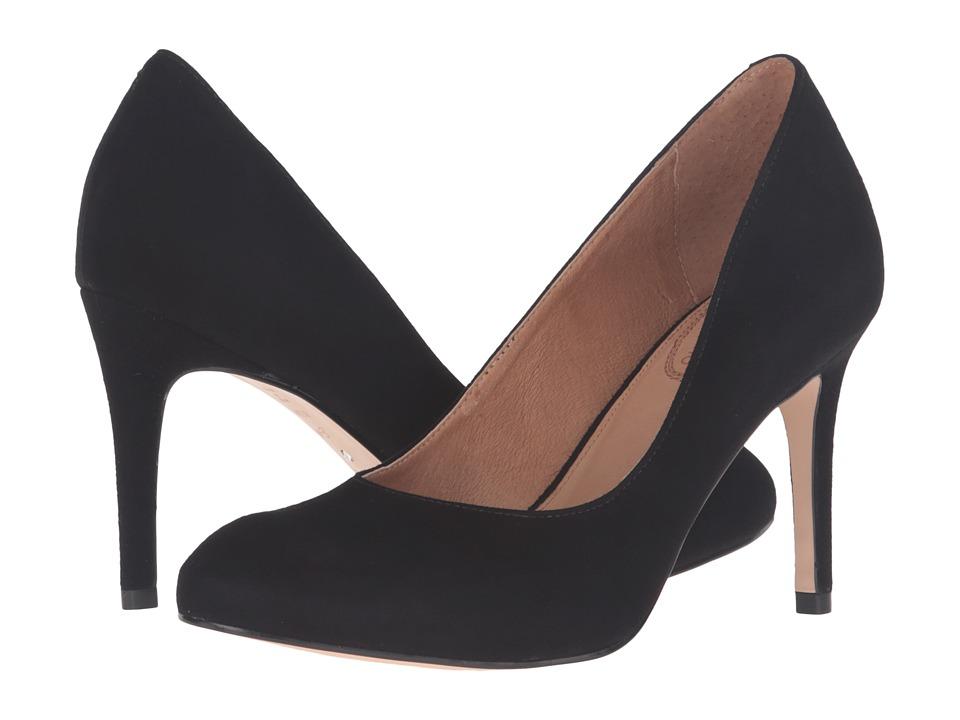 Corso Como Del (Black Suede) High Heels
