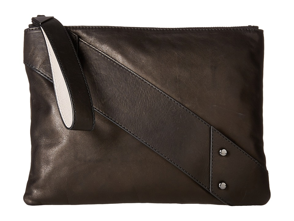 Botkier - Bristol Pouch (Black) Clutch Handbags