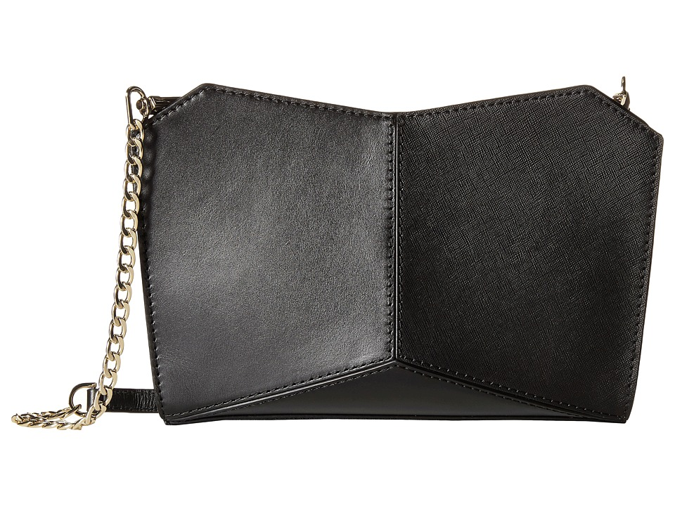 Botkier - Manchester Clutch (Black) Clutch Handbags