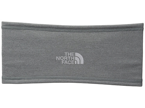 The North Face Ascent Earband - High Rise Grey Heather (Prior Season)
