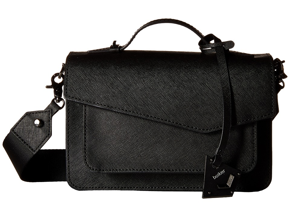 Botkier - Cobble Hill Crossbody (Black) Cross Body Handbags