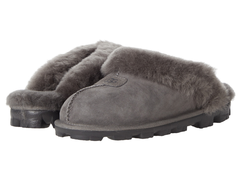 Ugg Coquette (Grey) Women's Slippers