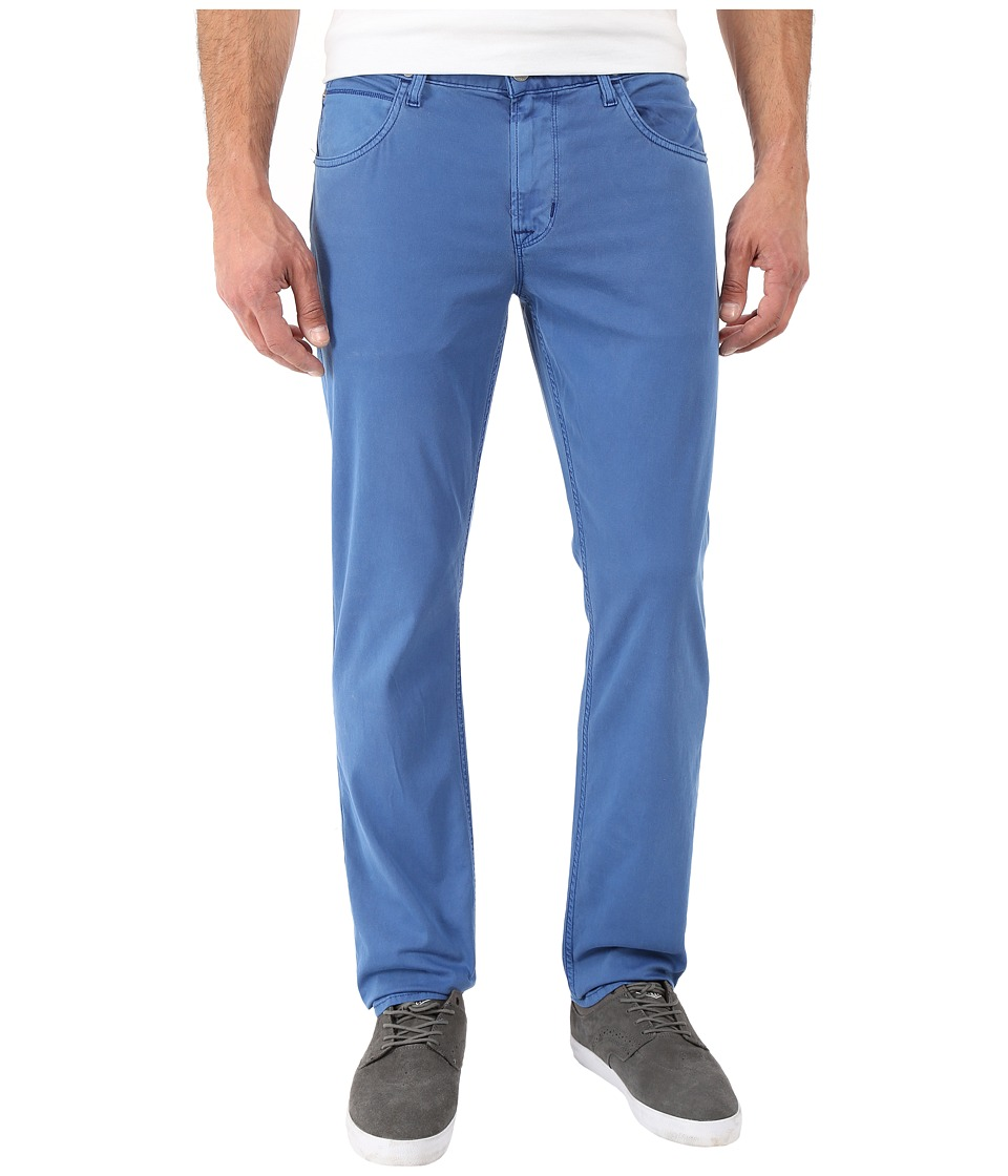 Hudson Blake Slim Straight in Seascape Seascape Mens Jeans