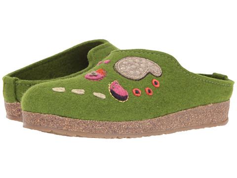 Haflinger Paisley - Green